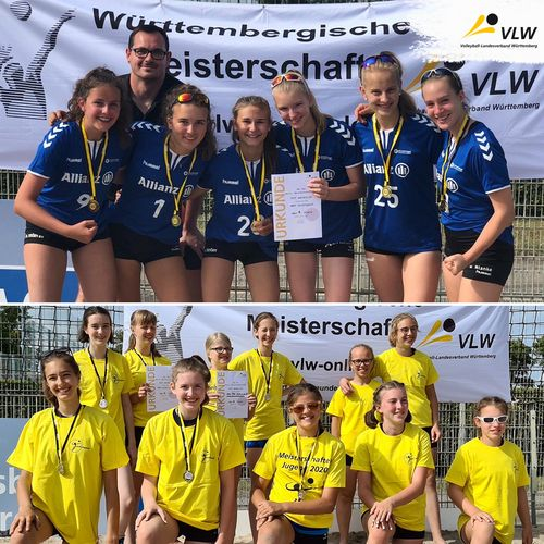 Württembergische Beach-Meisterschaften Jugend