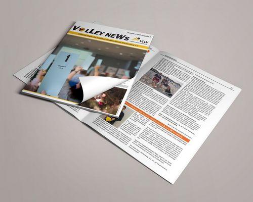VolleyNews Ausgabe 04/2020 ist online