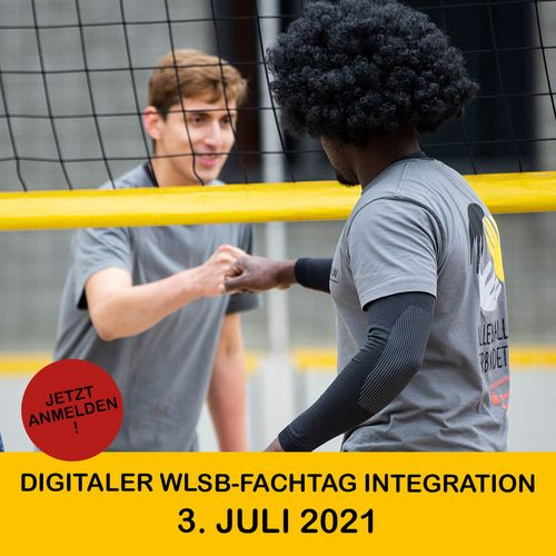 WLSB-Fachtag Integration am 3. Juli