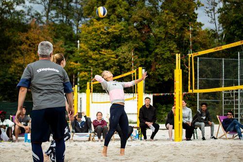 """VLW-Integrationsturnier """"Volleyball verbindet"""""""