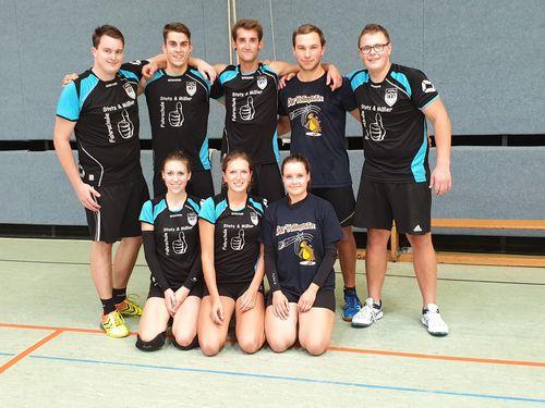 TSV Berghülen gewinnt 38. VLW-Mixed-Pokalturnier